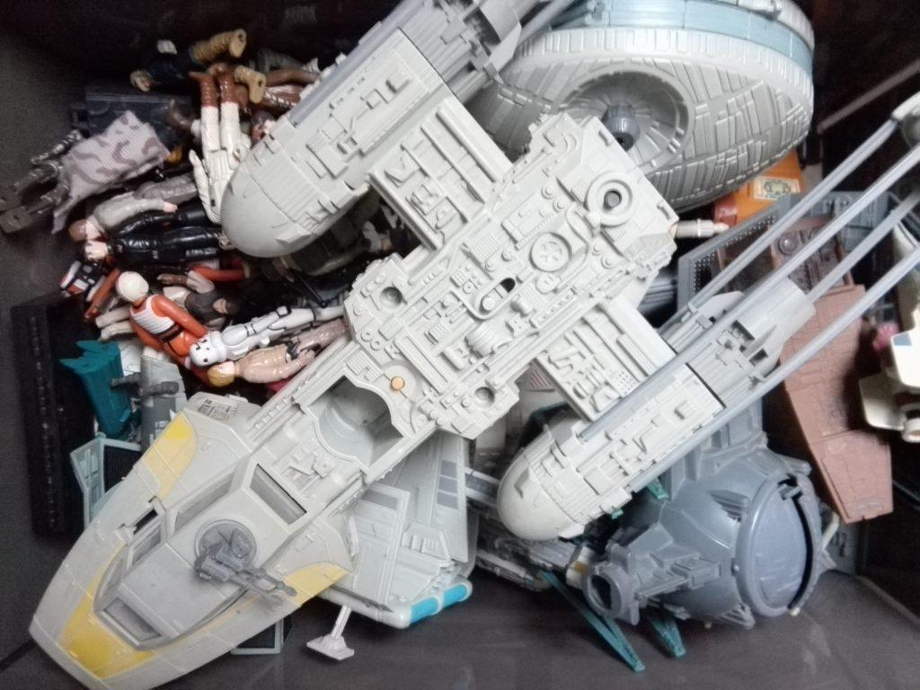 Star Wars Spielekiste