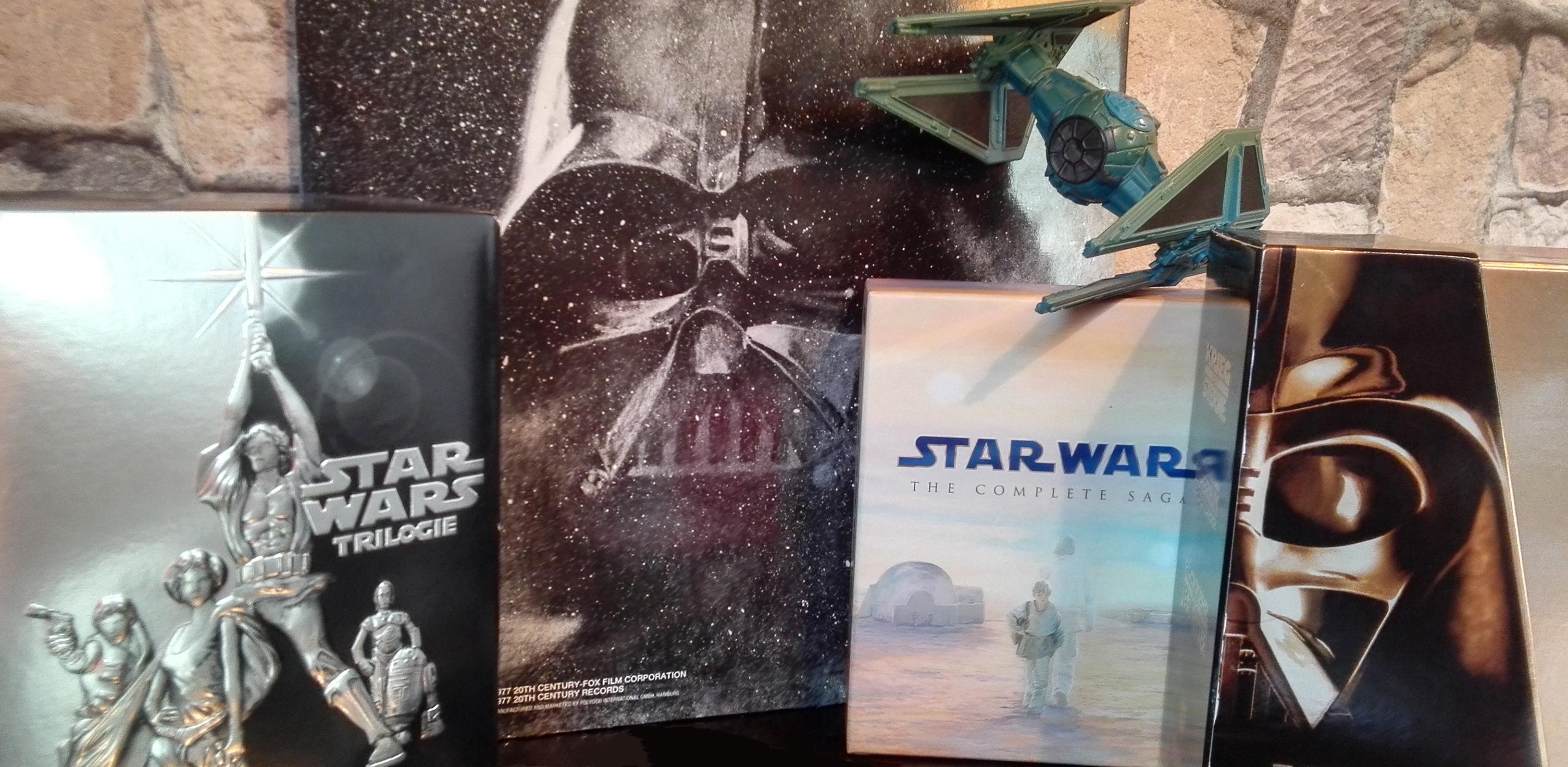 November 2017 - Star Wars