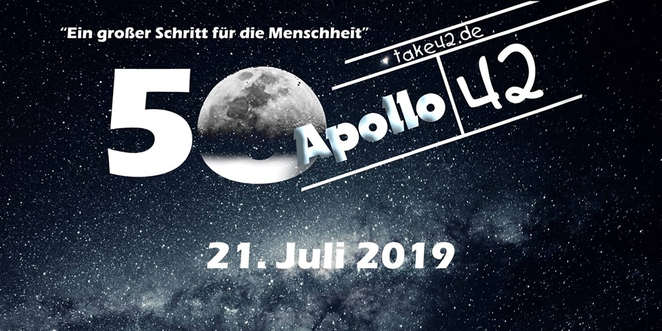 Apollo 42 - Sondersendung zum 50. Jubiläum der Mondlandung