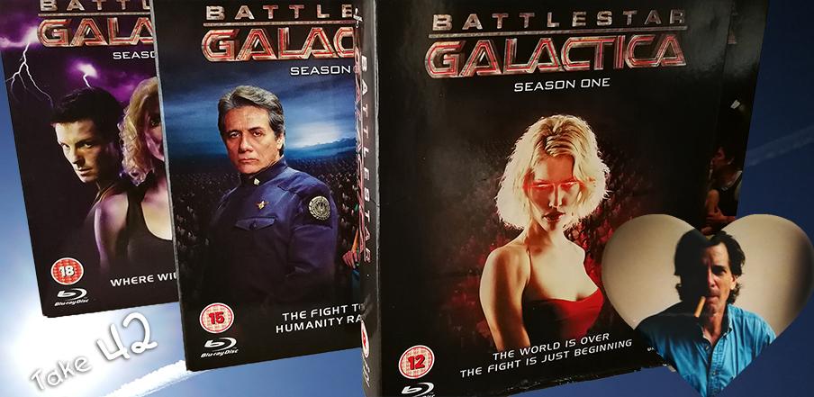 Battlestar Galactica @ Bermudafunk