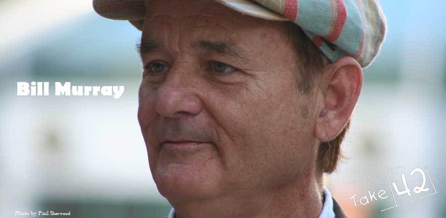 Bill Murray @ Bermudafunk