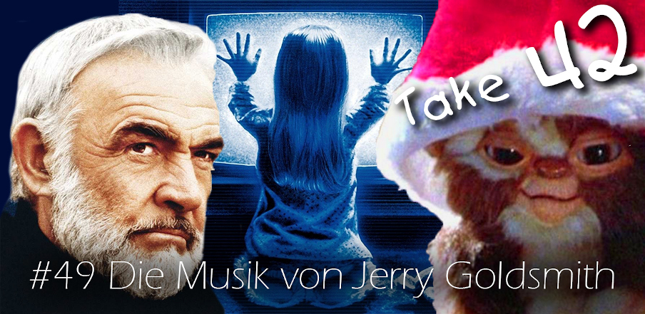 Jerry Goldsmith - Dezember 2020/Januar 2021